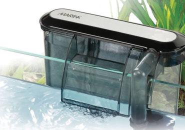 filtro água aquario