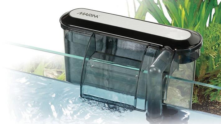 Filtro de água do aquário